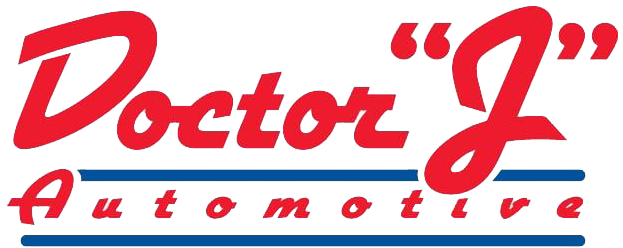 DR  J Logo Huntington Beach auto shop