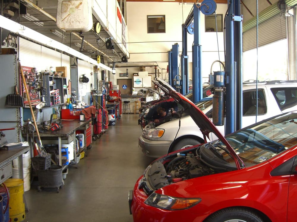 Huntington Beach car repair