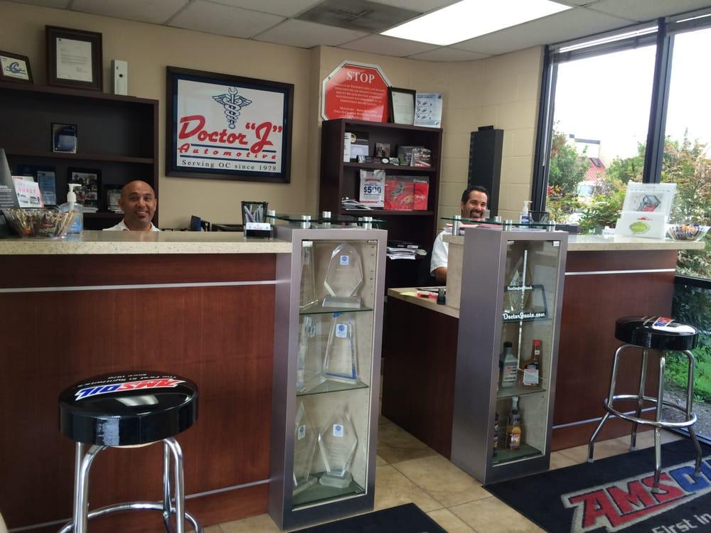 Huntington Beach auto repair shop